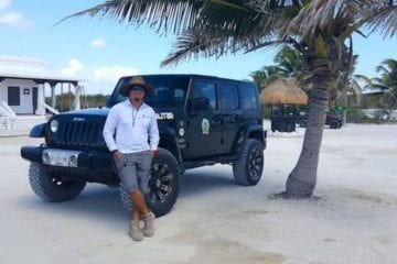 Jeep Tour Guide Cozumel