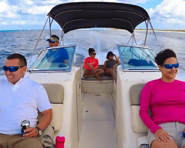 Private Boat El Cielo Cozumel