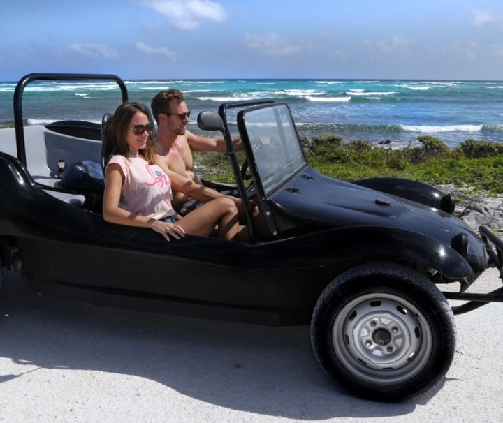Beach Buggy privado cozumel