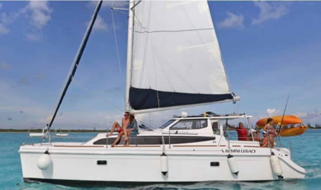 Private Luxury Catamaran in Cozumel
