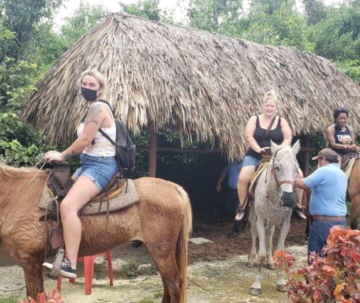Cozumel-Horseback-Riding
