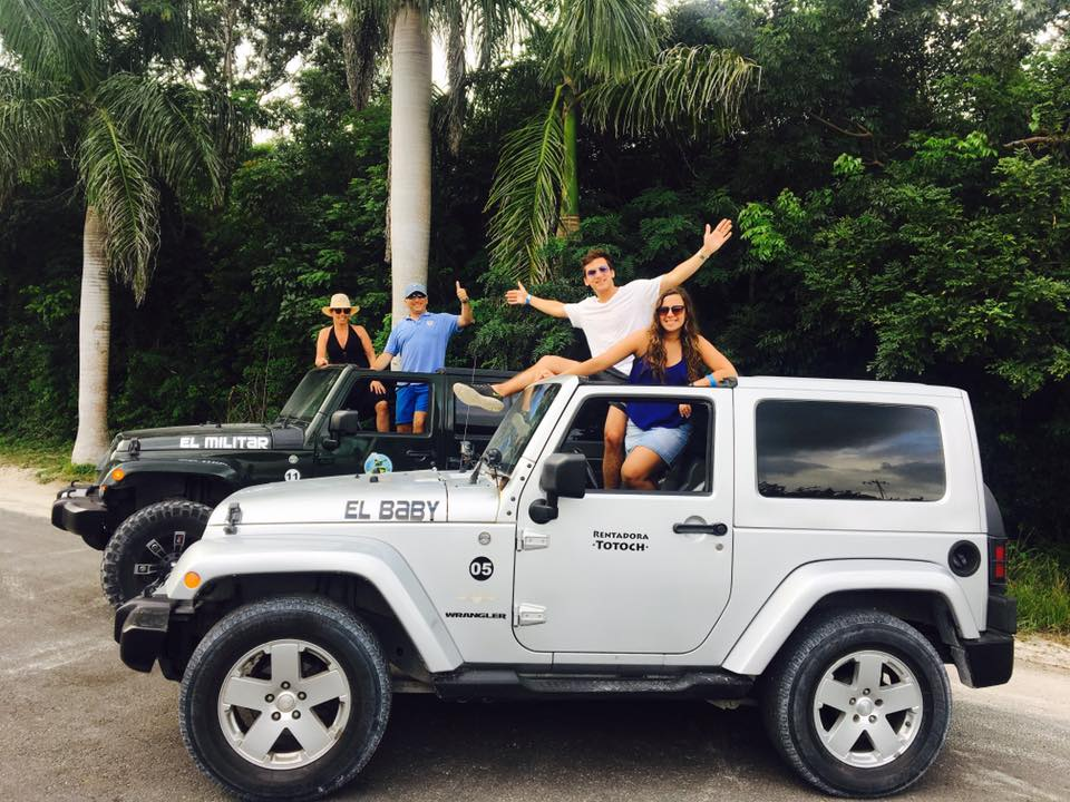Private Jeep Tour Cozumel