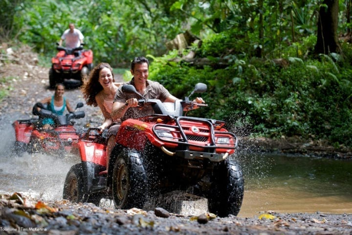 ATV & Jade Caverns Adventure Cozumel