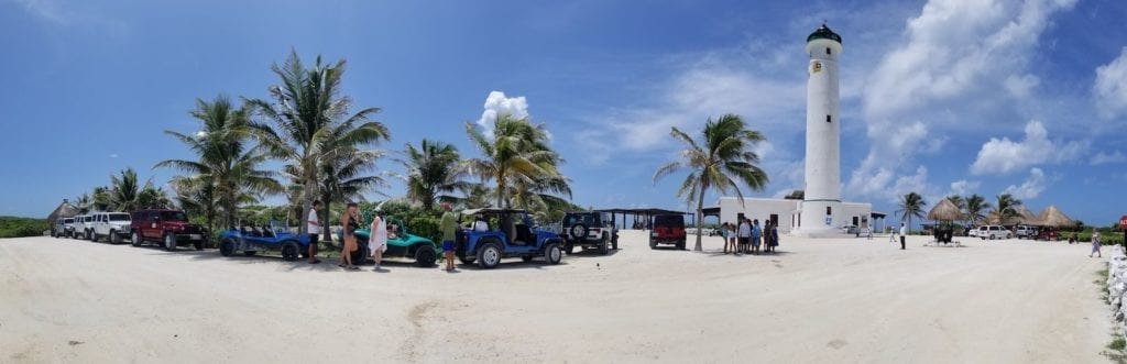 Cozumel Cruise Excursions, Jeep Riders Cozumel Tours