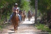 horseback-riding-cozumel