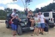 Private Jeep Tour Cozumel