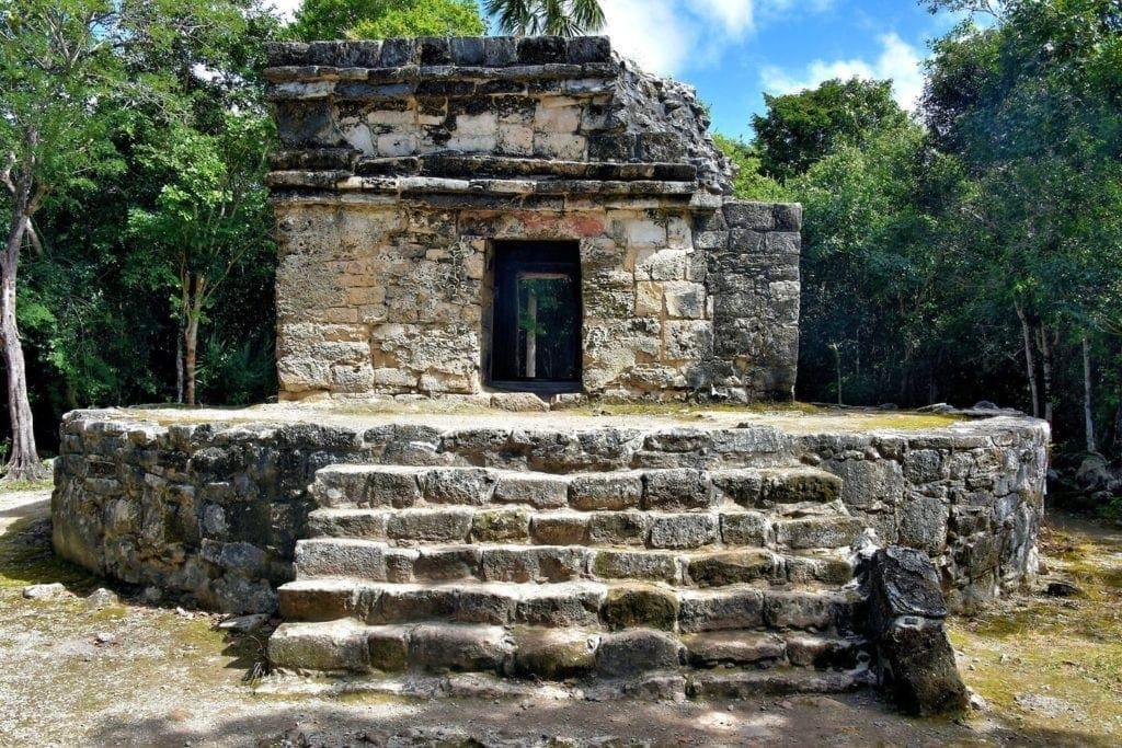 San gervasio Cozumel tours