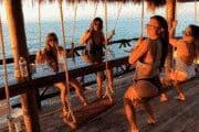 Bar Hop Tour Cozumel island by jeep riders cozumel tours