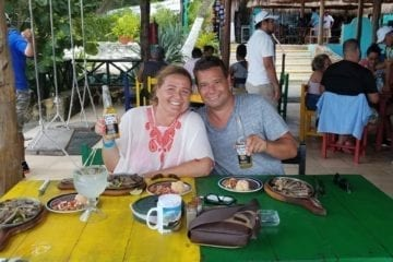 Cozumel Island Bar tour with jeep riders cozumel