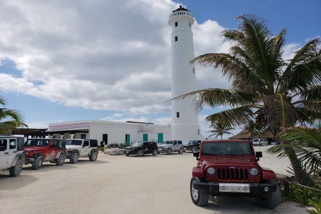 Private Cozumel Jeep Tour- best excursion in Cozumel-things to do cozumel