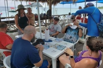 Bar Hop Cozumel island by jeep riders cozumel tours