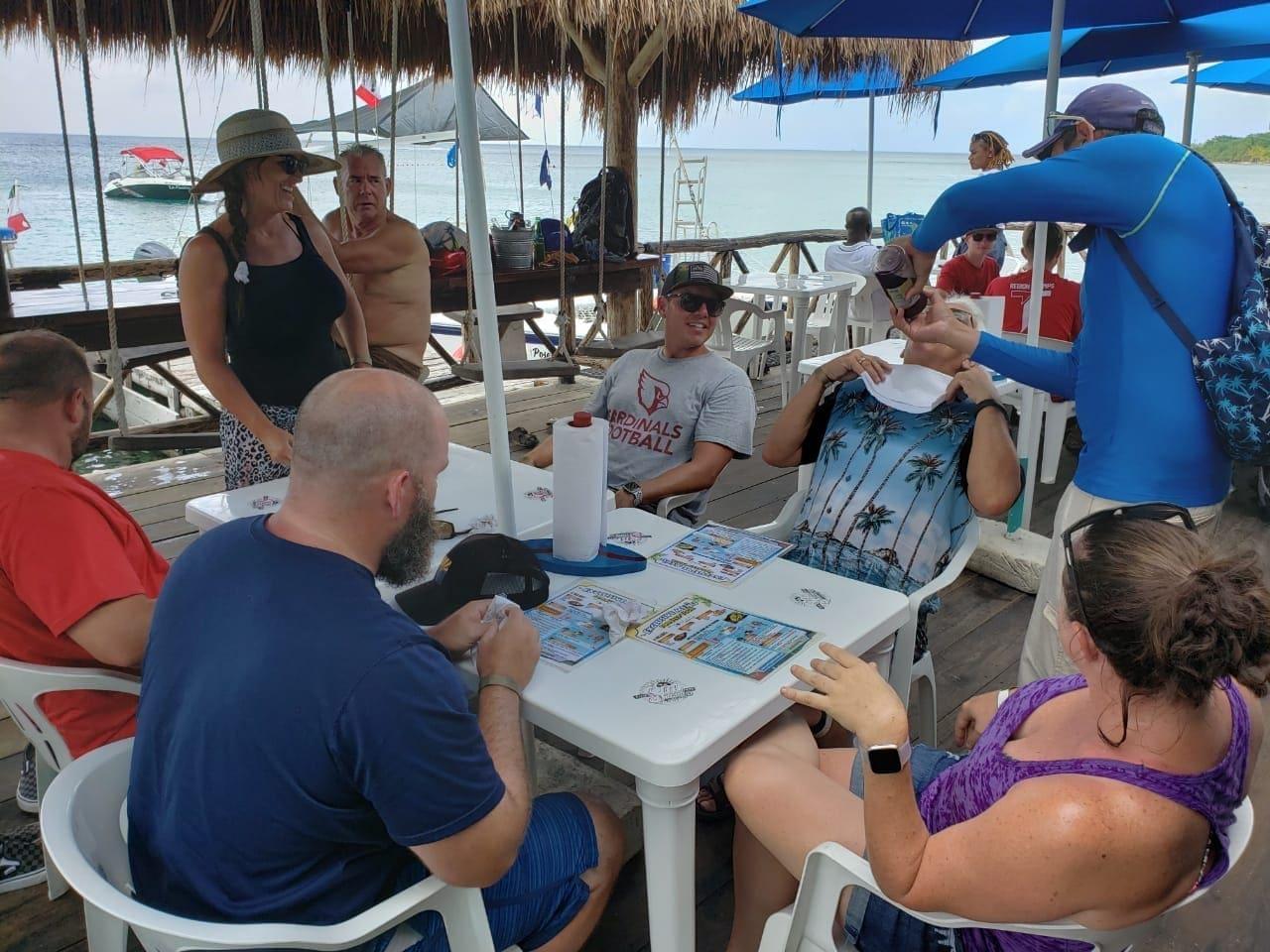 Bar Hop Cozumel island by jeep riders cozumel tours