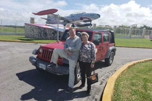Cultural Jeep Tour by Jeep Riders Cozumel