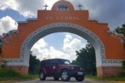 El Cedral Cozumel by Jeep Riders Cozumel