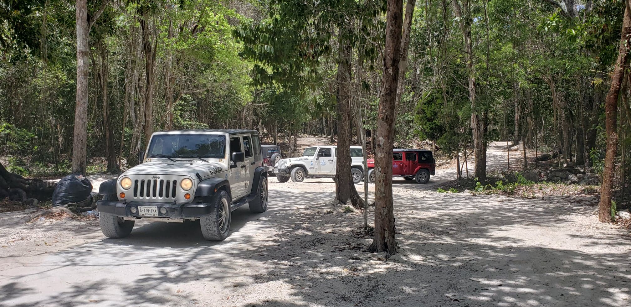 Cozumel Jeep Adventure to Jade Cavern and Cenote