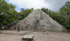 Cozumel coba all inclusive by jeep riders cozumel